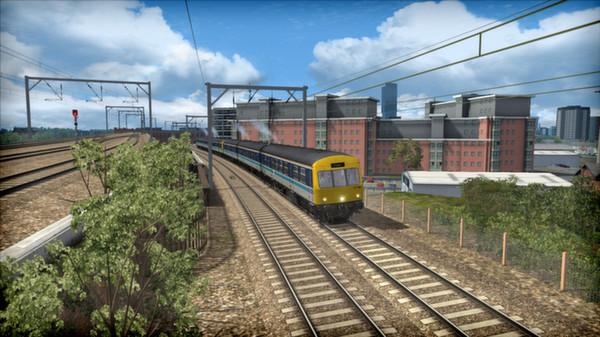 скриншот Train Simulator: BR Regional Railways Class 101 DMU Add-On 2
