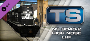 Train Simulator: Norfolk Southern SD40-2 High Nose Long Hood Forward Loco Add-On