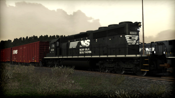 скриншот Norfolk Southern SD40-2 Long Hood Loco Add-On 0