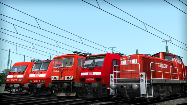 скриншот Train Simulator: West Rhine: Cologne - Koblenz Route Add-On 0