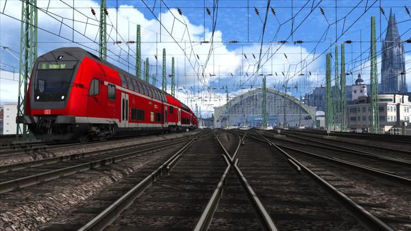 скриншот Train Simulator: West Rhine: Cologne - Koblenz Route Add-On 3