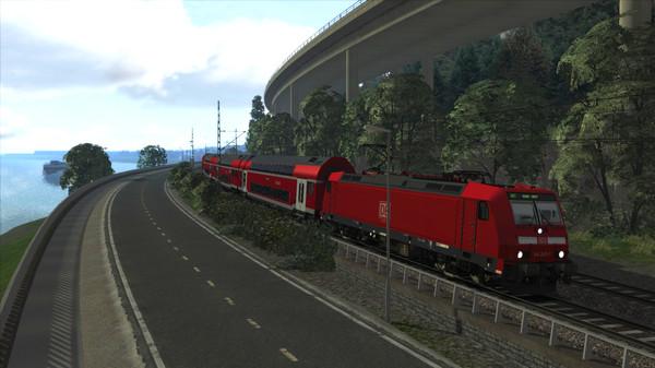 скриншот Train Simulator: West Rhine: Cologne - Koblenz Route Add-On 2