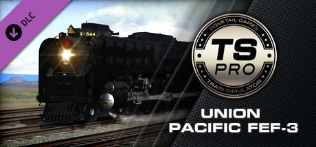 Train Simulator: Union Pacific FEF-3 Loco Add-On