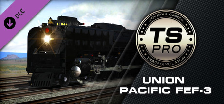 Train Simulator: Union Pacific FEF-3 Loco Add-On on Steam