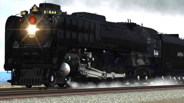 скриншот Train Simulator: Union Pacific FEF-3 Loco Add-On 0
