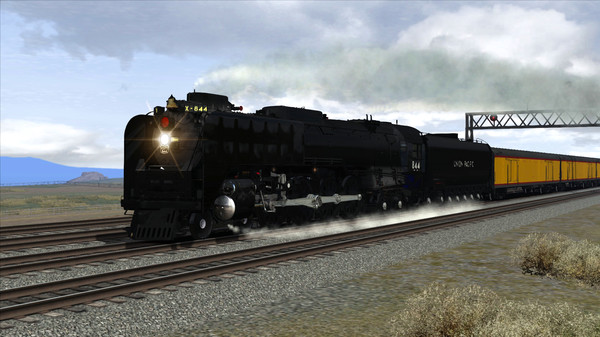 скриншот Train Simulator: Union Pacific FEF-3 Loco Add-On 2