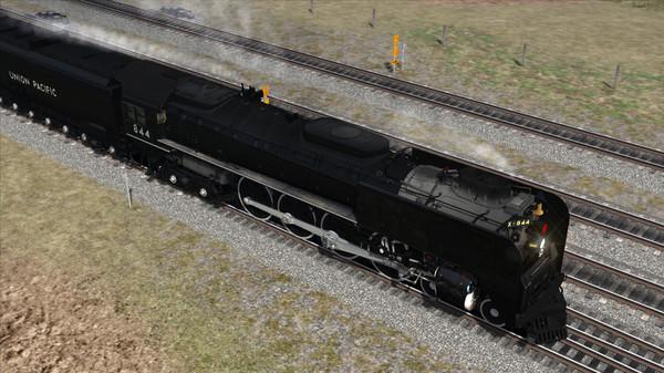 скриншот Train Simulator: Union Pacific FEF-3 Loco Add-On 4