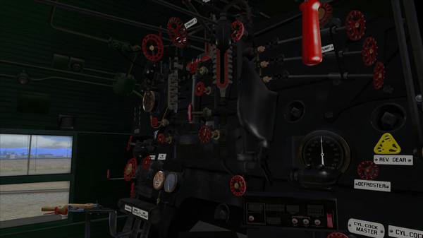 скриншот Train Simulator: Union Pacific FEF-3 Loco Add-On 3