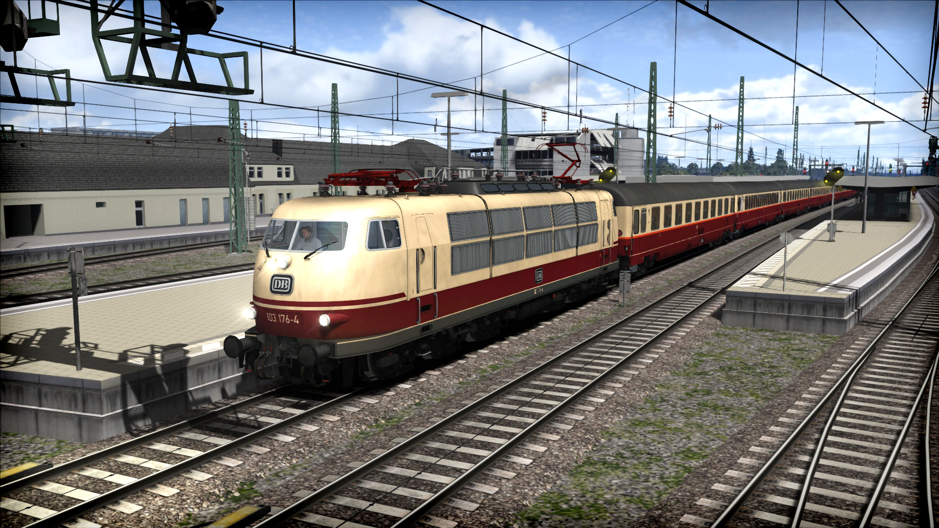 TS: BR Class 45 Peak 2014 pc game Img-2