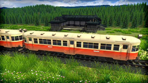 скриншот Train Simulator: The Story of Forest Rail Route Add-On 1