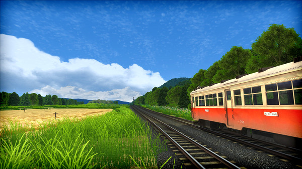 скриншот Train Simulator: The Story of Forest Rail Route Add-On 5
