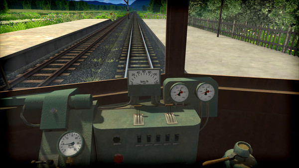 скриншот Train Simulator: The Story of Forest Rail Route Add-On 4