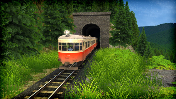 скриншот Train Simulator: The Story of Forest Rail Route Add-On 2