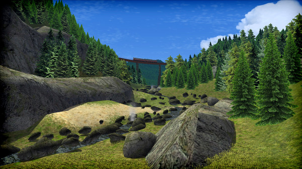 скриншот Train Simulator: The Story of Forest Rail Route Add-On 3