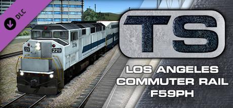 Train Simulator: Los Angeles Commuter Rail F59PH Loco Add-On
