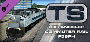 Train Simulator: Los Angeles Commuter Rail F59PH Loco Add-On