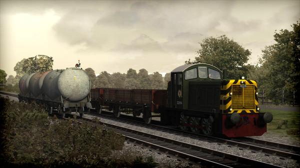 скриншот Train Simulator: BR Class 07 Loco Add-On 3
