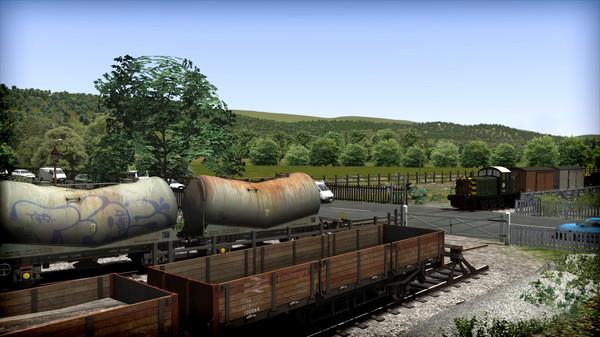 скриншот Train Simulator: BR Class 07 Loco Add-On 2