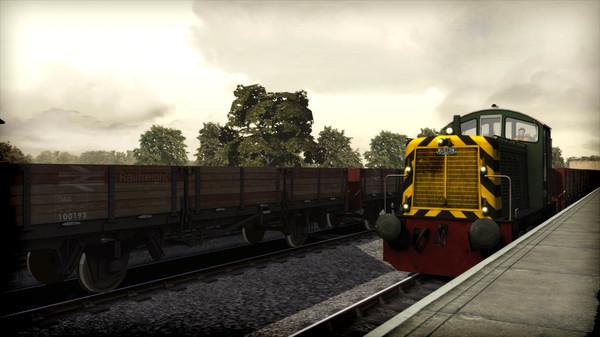 скриншот Train Simulator: BR Class 07 Loco Add-On 5