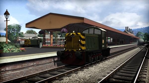 скриншот Train Simulator: BR Class 07 Loco Add-On 0