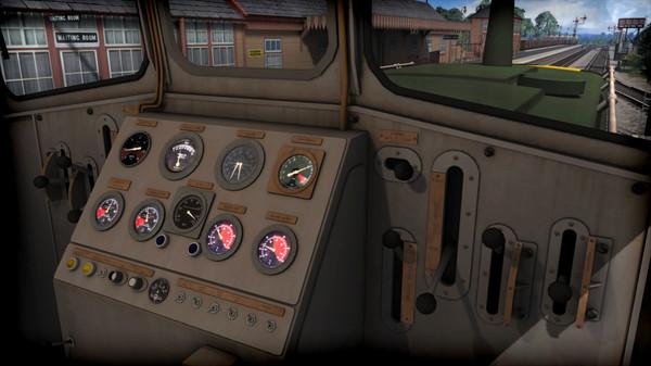 скриншот Train Simulator: BR Class 07 Loco Add-On 4