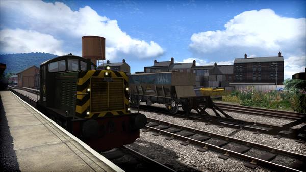скриншот Train Simulator: BR Class 07 Loco Add-On 1