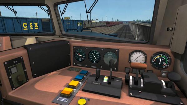 скриншот Train Simulator: Miami - West Palm Beach Route Add-On 4