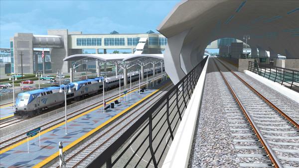 скриншот Train Simulator: Miami - West Palm Beach Route Add-On 3
