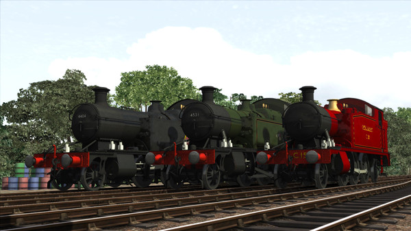 скриншот Train Simulator: GWR Small Prairies Loco Add-On 0