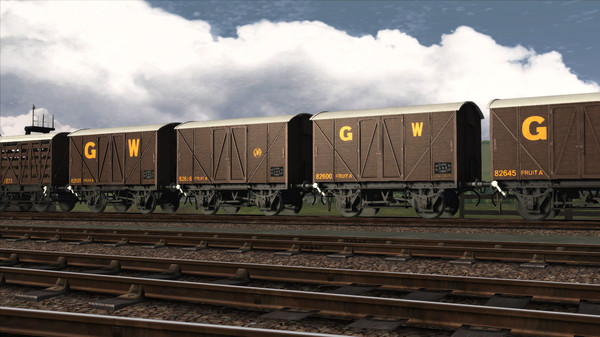 скриншот Train Simulator: GWR Small Prairies Loco Add-On 4