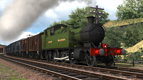 скриншот Train Simulator: GWR Small Prairies Loco Add-On 5