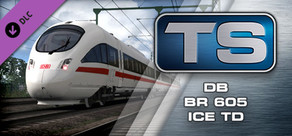 Train Simulator: DB BR 605 ICE TD Add-On
