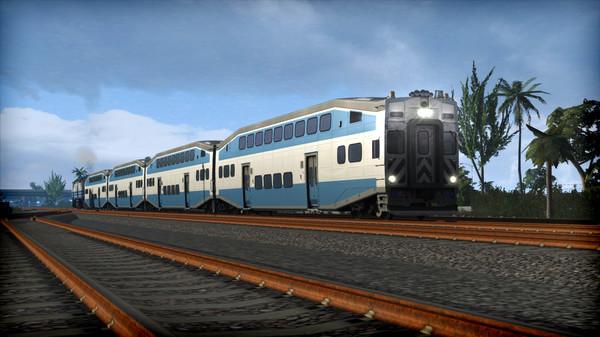 скриншот Train Simulator: Miami Commuter Rail F40PHL-2 Loco Add-On 2