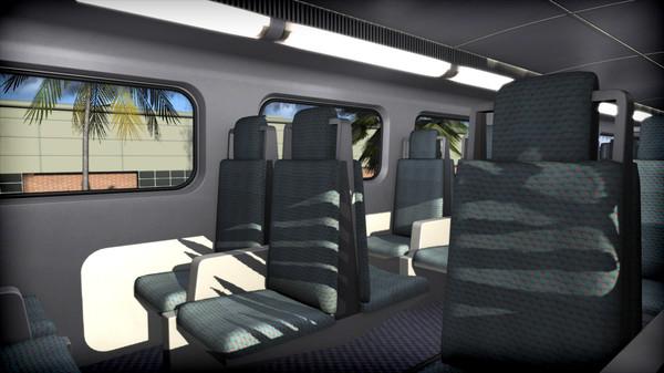скриншот Train Simulator: Miami Commuter Rail F40PHL-2 Loco Add-On 5