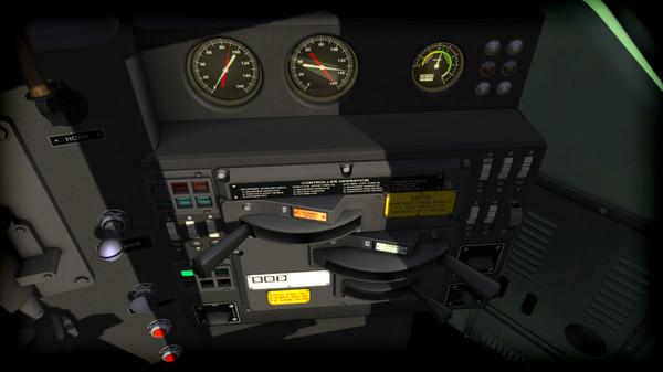 скриншот Train Simulator: Miami Commuter Rail F40PHL-2 Loco Add-On 3