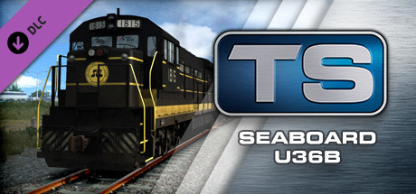 Train Simulator: Seaboard GE U36B Loco Add-On