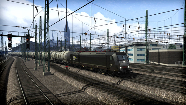 скриншот Train Simulator: MRCE BR 185.5 Loco Add-On 0