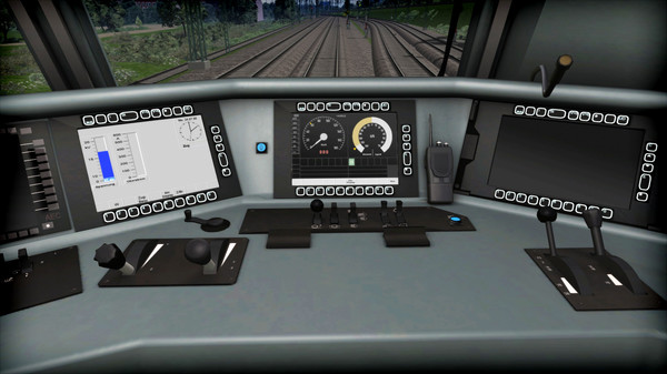 скриншот Train Simulator: MRCE BR 185.5 Loco Add-On 4