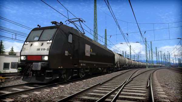 скриншот Train Simulator: MRCE BR 185.5 Loco Add-On 3