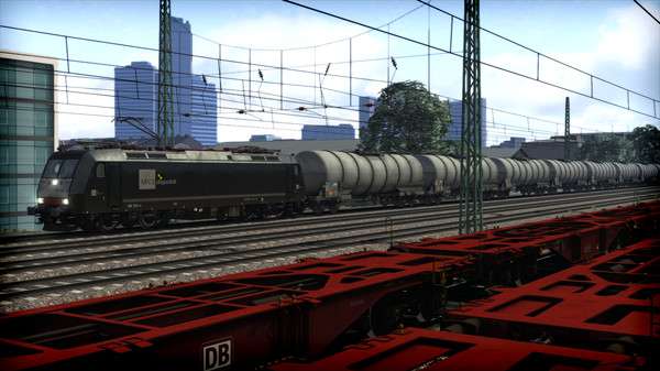 скриншот Train Simulator: MRCE BR 185.5 Loco Add-On 1