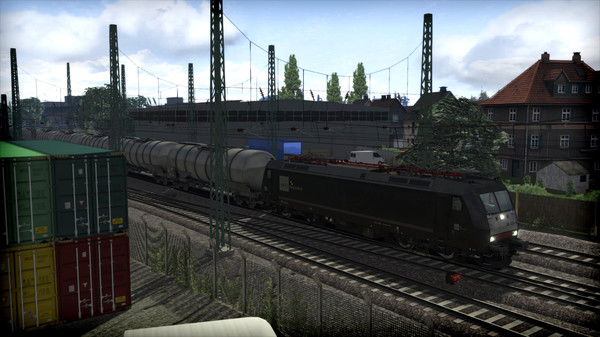 скриншот Train Simulator: MRCE BR 185.5 Loco Add-On 2