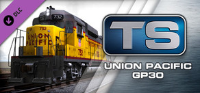 Train Simulator: Union Pacific GP30 Loco Add-On