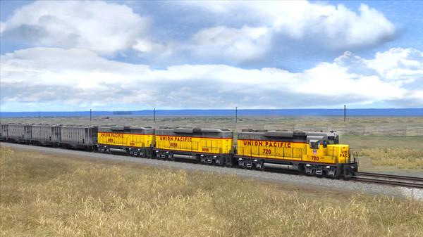 скриншот Train Simulator: Union Pacific GP30 Loco Add-On 4