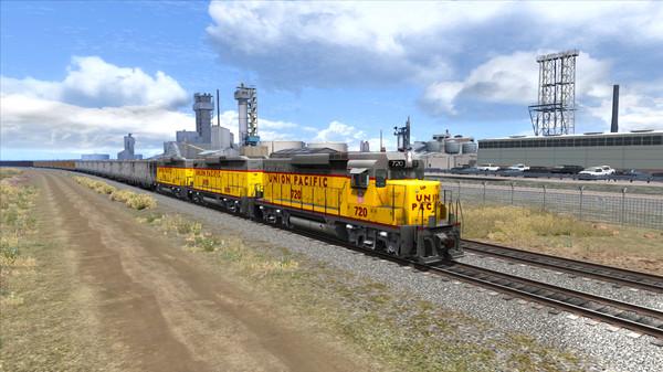 скриншот Train Simulator: Union Pacific GP30 Loco Add-On 2