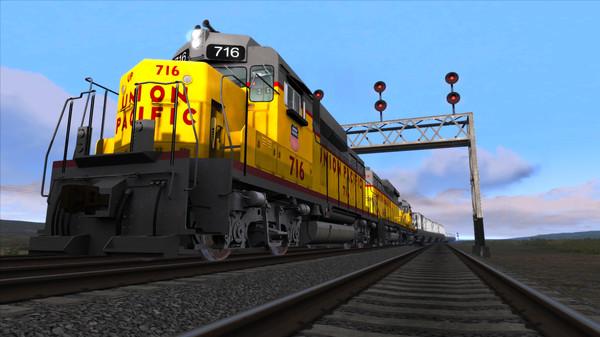 скриншот Train Simulator: Union Pacific GP30 Loco Add-On 5