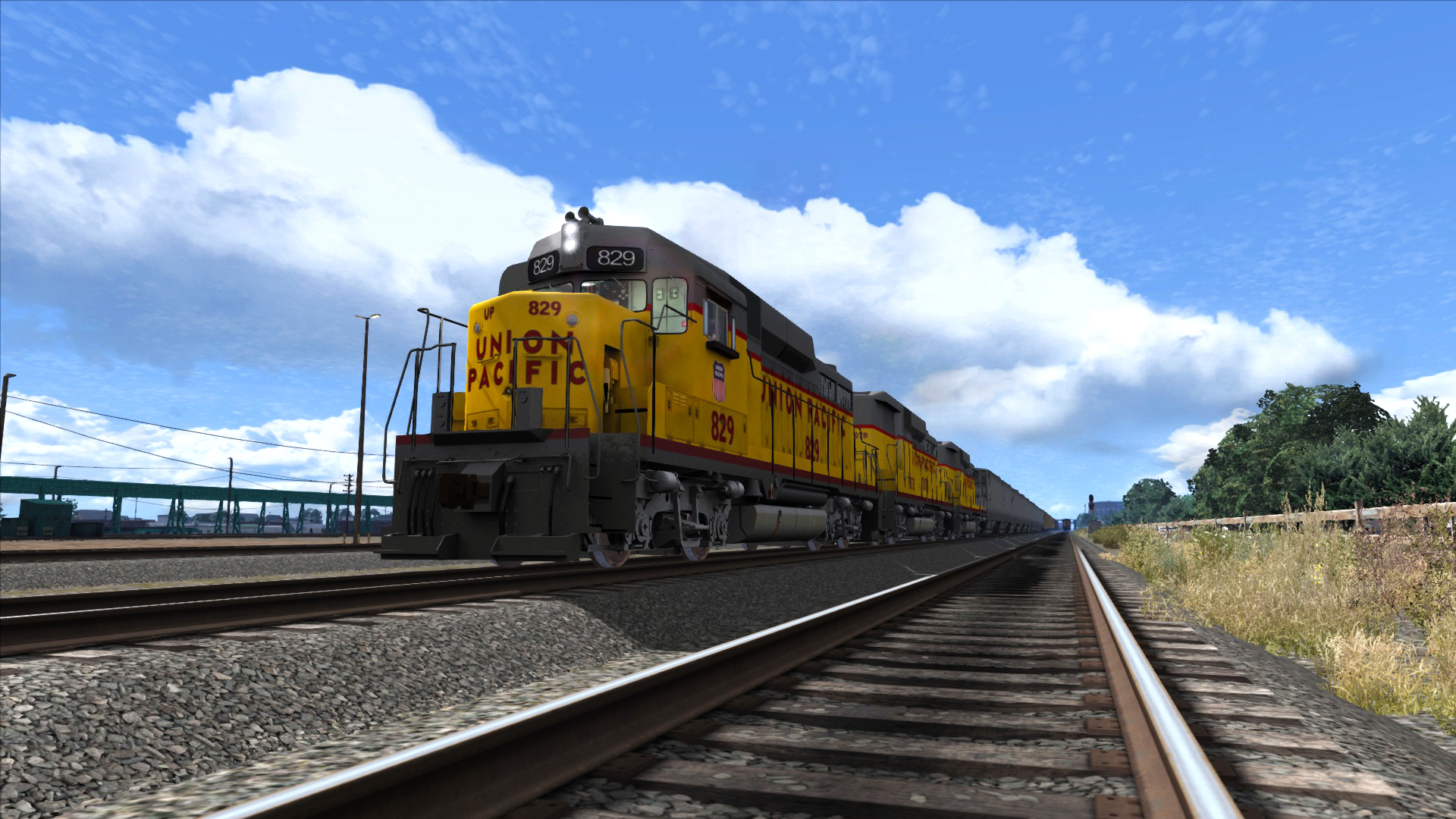 Train Simulator: Union Pacific GP30 Loco Add-On Steam Discovery