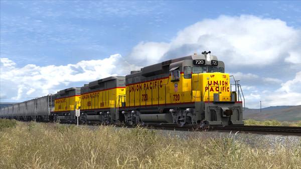скриншот Train Simulator: Union Pacific GP30 Loco Add-On 0