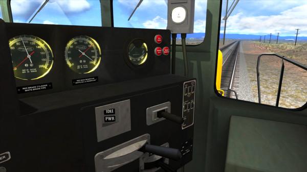 скриншот Train Simulator: Union Pacific GP30 Loco Add-On 3
