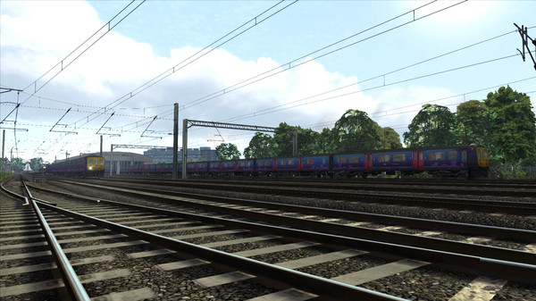 скриншот Train Simulator: Midland Main Line London-Bedford Route Add-On 3