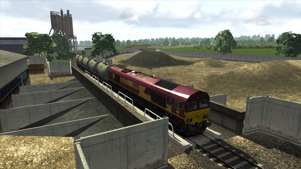 скриншот Train Simulator: Midland Main Line London-Bedford Route Add-On 2